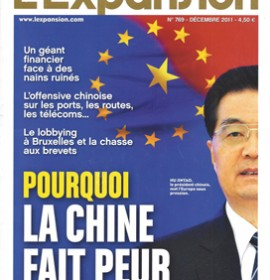 Interview of Euro China Capital' head in French business magazine L'Expansion