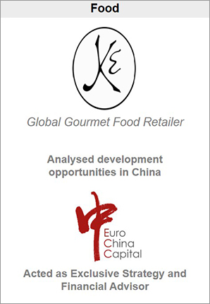 Mission Global Gourmet Food Retailer