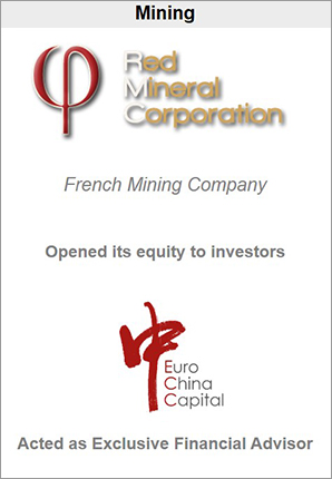 Mission Red Mineral Corporation