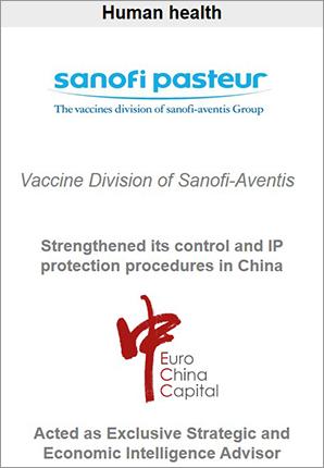Mission Sanofi Pasteur