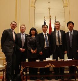 Agroalimentaire : ECC organise une rencontre à l'Ambassade de Chine